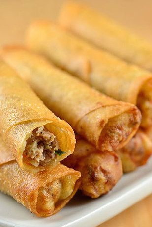 Lumpia | 24 Delicious Filipino Foods You Need In Your Life