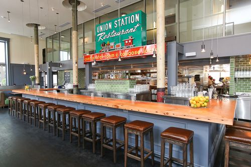 Restaurant Kitchen Stations the kitchen next door now open at union station | denver and