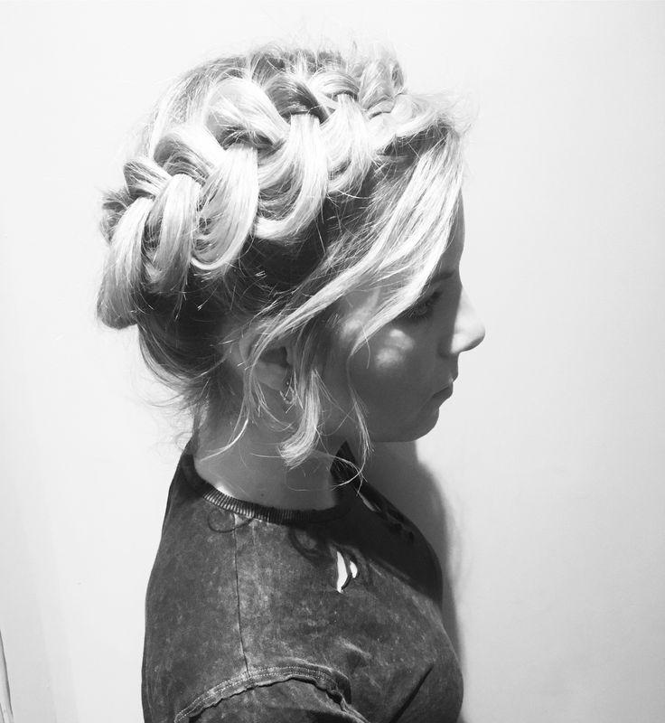 Halo braid by Aisling Hamill
