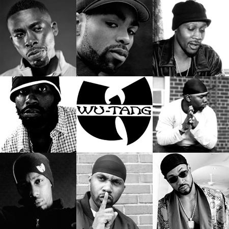 You can't be a hip hop fan and NOT love WU TANG CLAN!