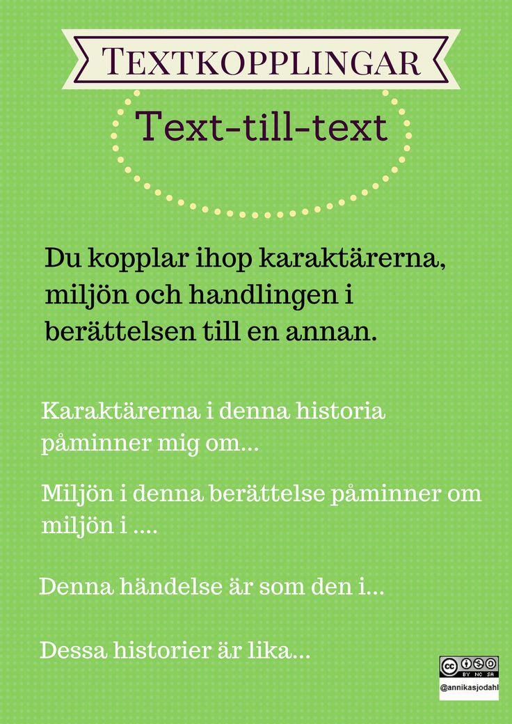 Text-till text