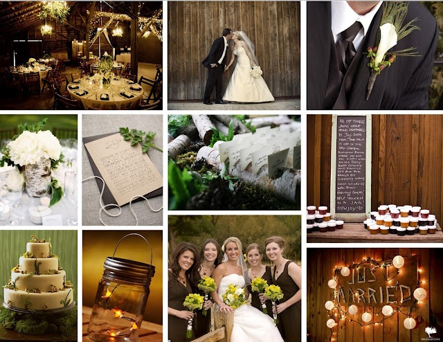 216 best Rustic Charm Wedding Inspiration images on Pinterest