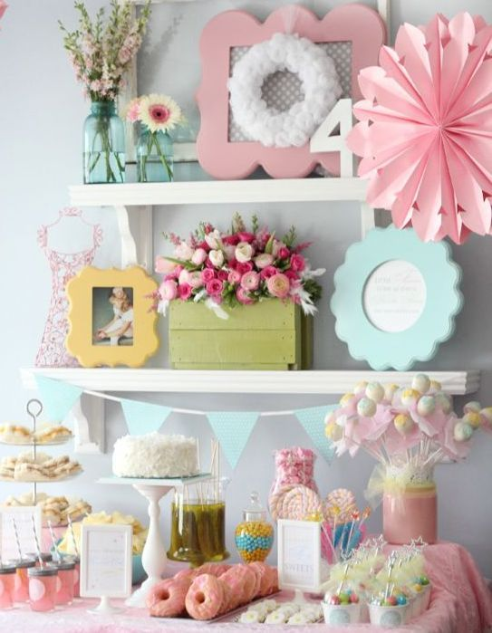 Vintage decoracion fiesta - Decoracion vintage ideas ...
