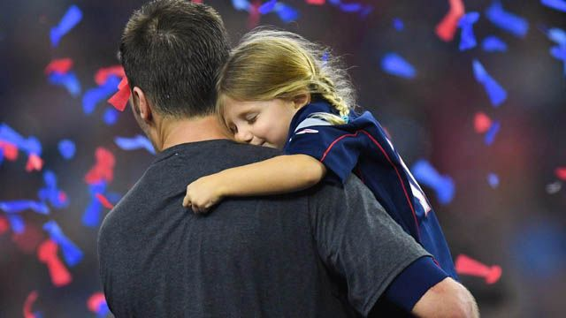 This one meant a little more for Tom Brady. The New England Patriots quarterback admitted before Super Bowl LI he was dedicating the game to his mother, Gaylnn Brady, who has been battling health i…
