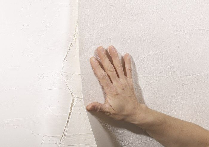 Woodchip Cover - Plaster | Graham and Brown