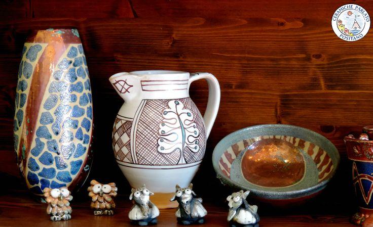 """Uno sguardo sui nostri """"oggetti d'arte"""" ... http://www.ceramicpositano.com/"""