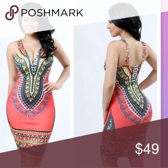Very cute plus size tribal dress Very cute plus size tribal dress one left Dresses Midi