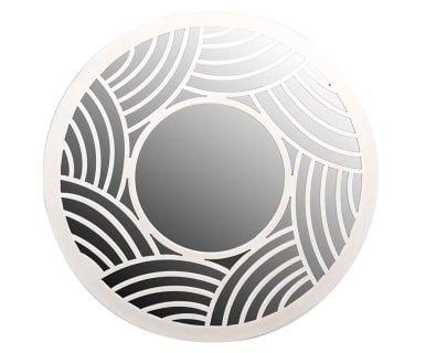 Настенное зеркало, Ø50 см