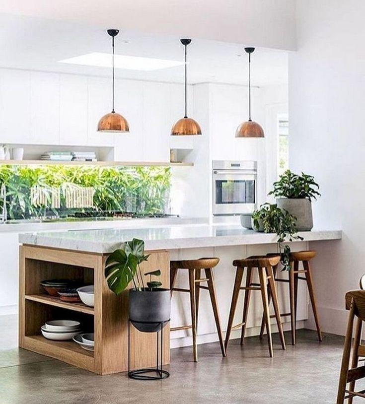 70 Good Staylish Black White Wood Kitchen Ideas In 2020 White