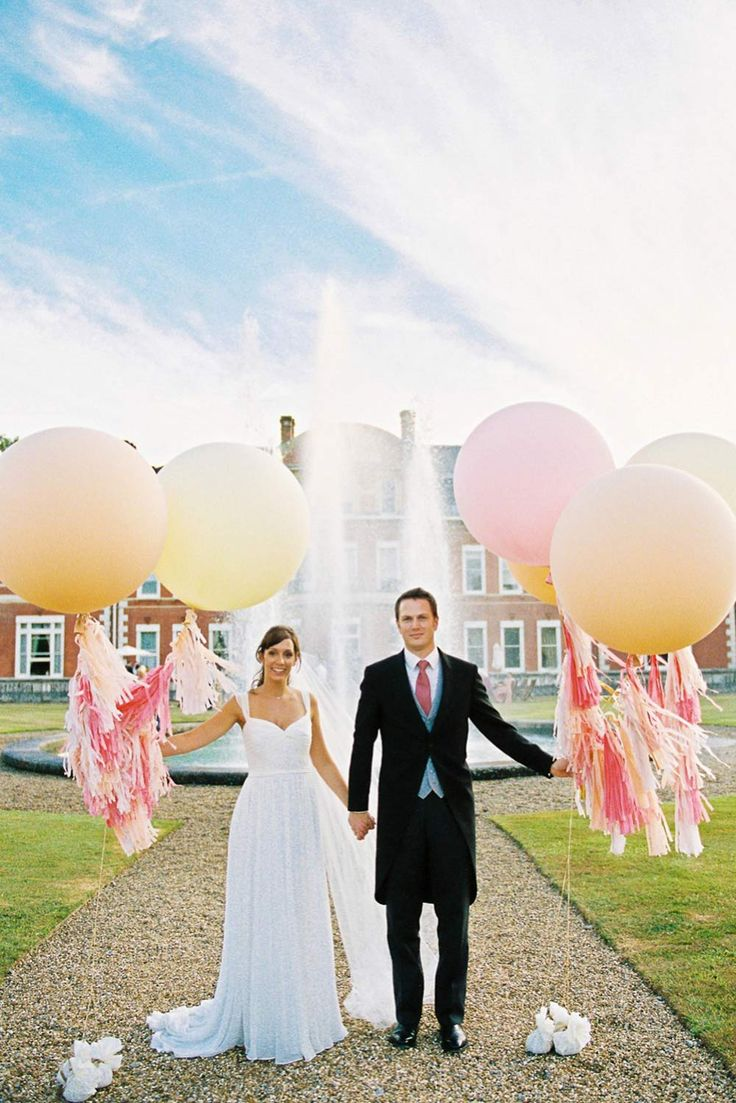 15 Amazing Wedding Balloon Ideas 352 best