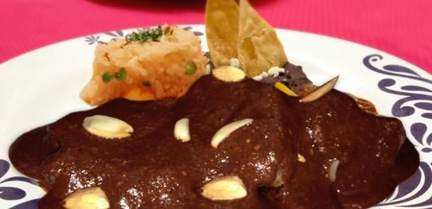 Mancha Mantel | Mexicana | Pruébalo