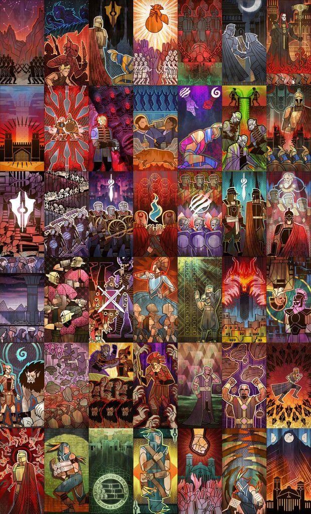 Сообщество Steam :: Скриншот :: Conquest artwork by Lindsey Laney