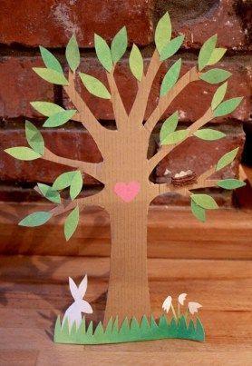Cardboard tree                                                                                                                                                                                 More: