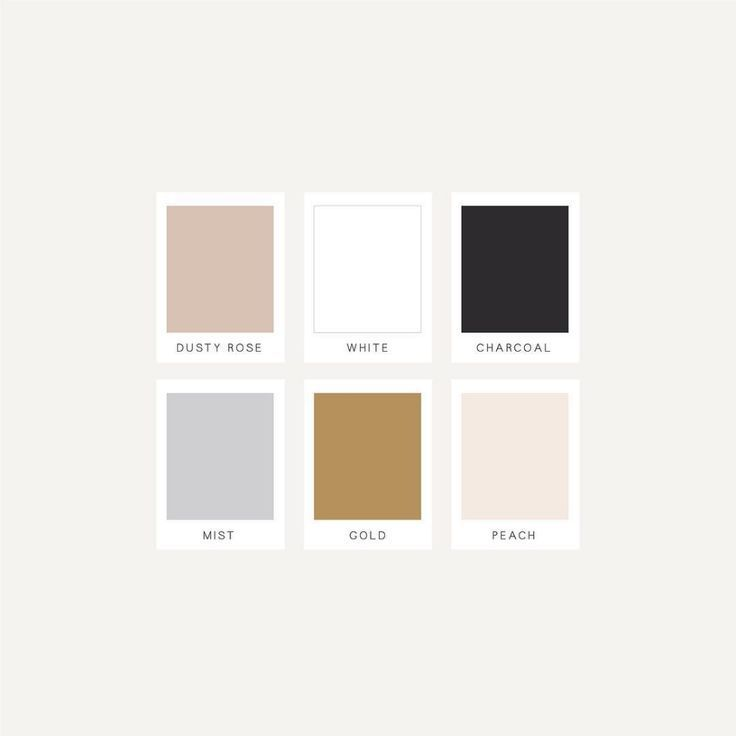 Kristen Cook On Instagram Three Gorgeous Color Palettes From A Recent Mood Board Discovery For A F In 2020 Modern Color Palette Modern Branding Mood Board