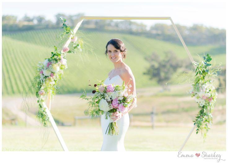 Bridal hair inspiration Longview Winery Wedding Upstyle Ivy and Lace Flowers Wedding Photography Adelaide Wedding Winery Wedding Wedding Inspiration Emma Sharkey Photography Bridal Party Pink Wedding DIY Bride Modern Celebrants of Adelaide #weddinginspo #longview #longviewwedding