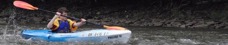 Hamilton County Parks paddling