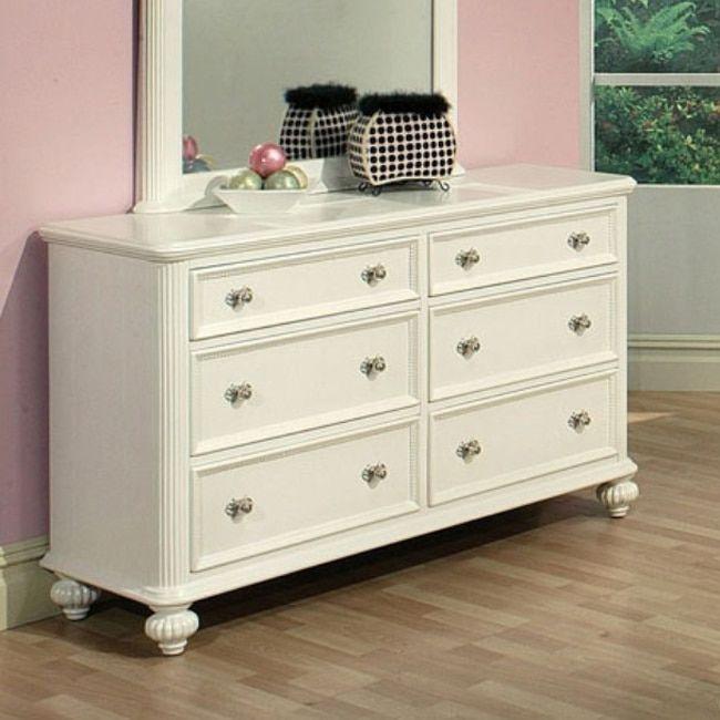 1000 ideas about white 6 drawer dresser on pinterest diy tv stand 6 drawer dresser and diy tv. Black Bedroom Furniture Sets. Home Design Ideas