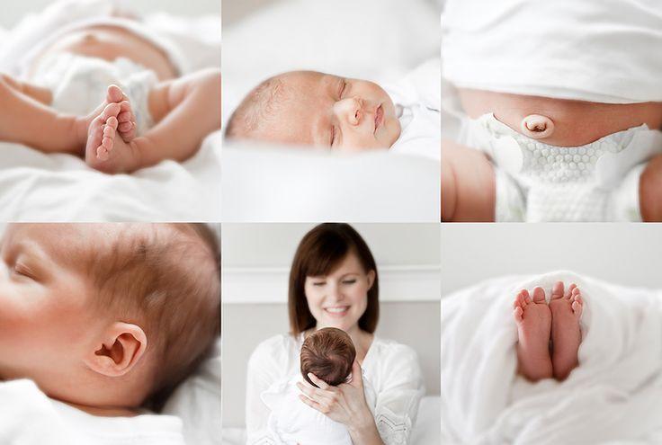 more newborn poses