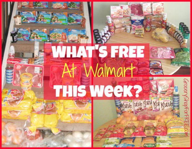 What's FREE At Walmart This Week