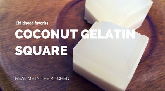Coconut Gelatin Squares were one of my favourite sweet treats from childhood dim sum memories. It must have been the early sign of m...