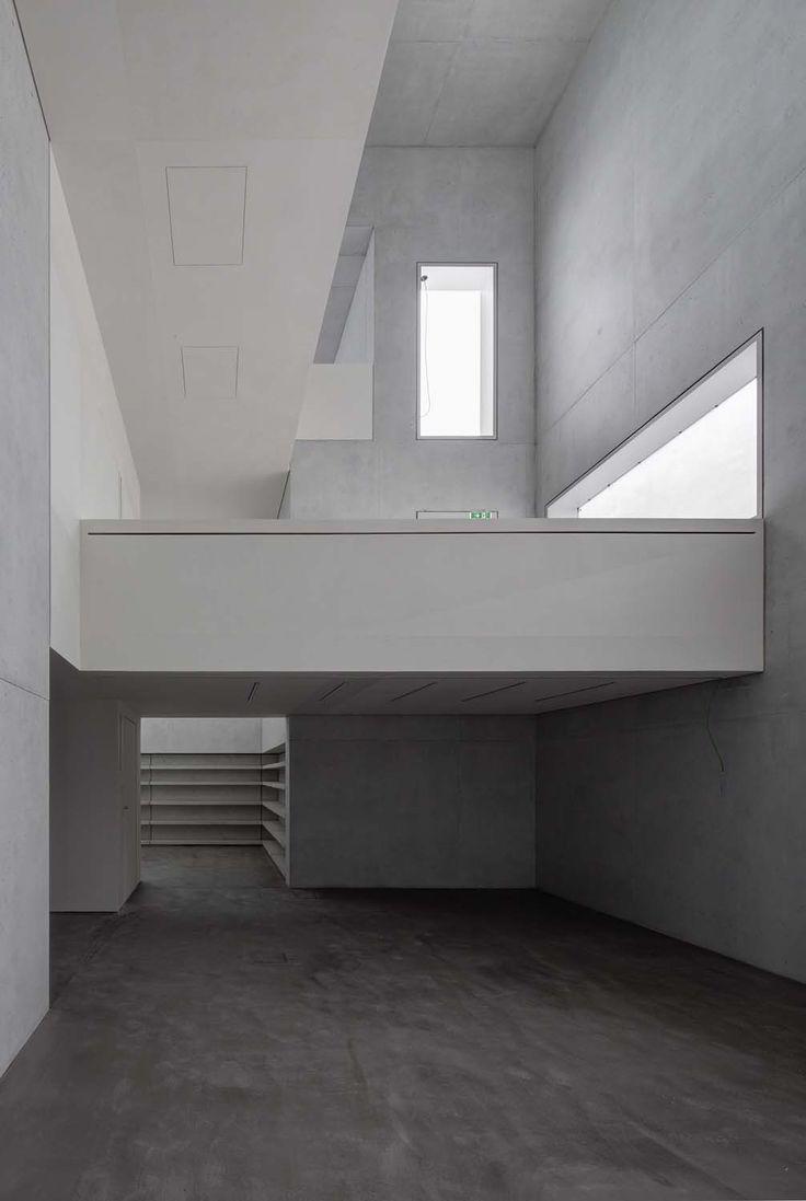 Haus Moholy-Nagy, The Masterhouses rebuilt by Bruno Fioretti Marquez Architekten, Bauhaus Foundation in  Dessau, Germany, photo by Christoph Rokitta 2014