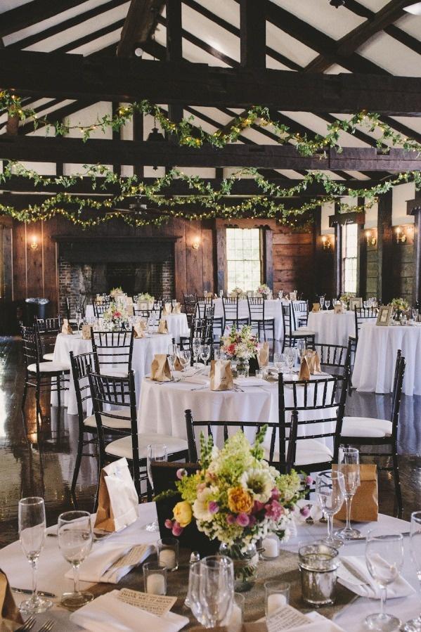 Fontainbleau Inn Wedding From Martha Swann Photography