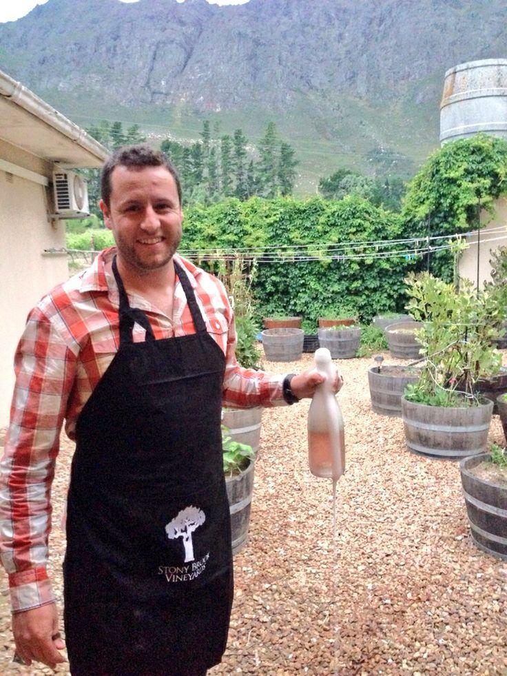 Craig McNaught Stony Brook Vineyards