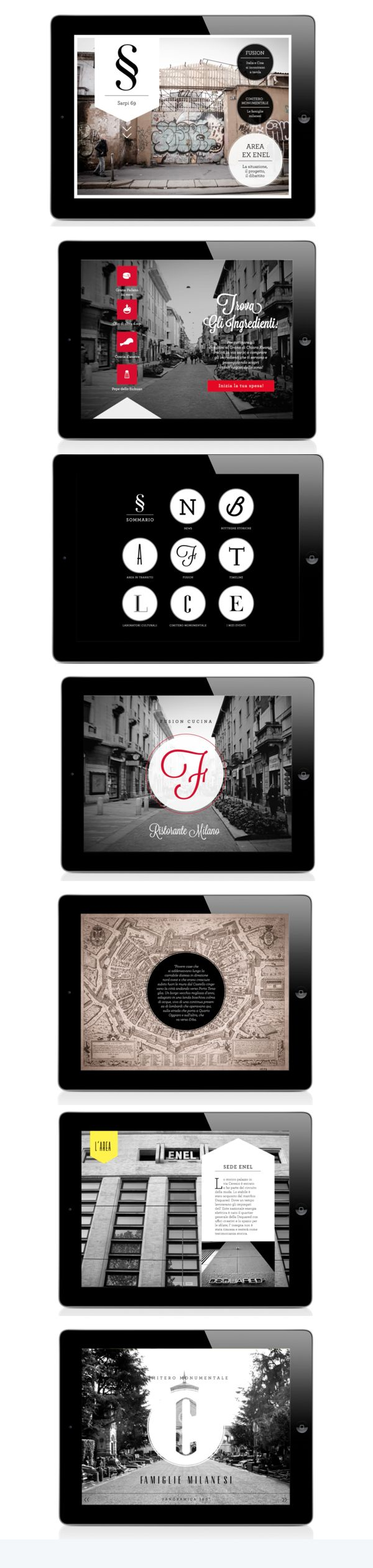 Sarpi 69 Magazine for iPad #MagPlanet #TabletMagazine #DigitalMag