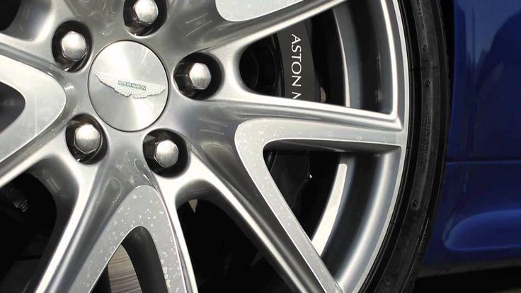 V8 Vantage S Launch - Ronda 2011