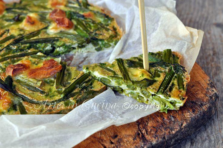 Ricette con asparagi, pasta, secondi, frittate, asparagi selvatici, lasagna con asparagi, tortino di asparagi, ricette facili, asparagi e pancetta, risotto bimby