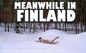 Meanwhile in Finland - Bing Images