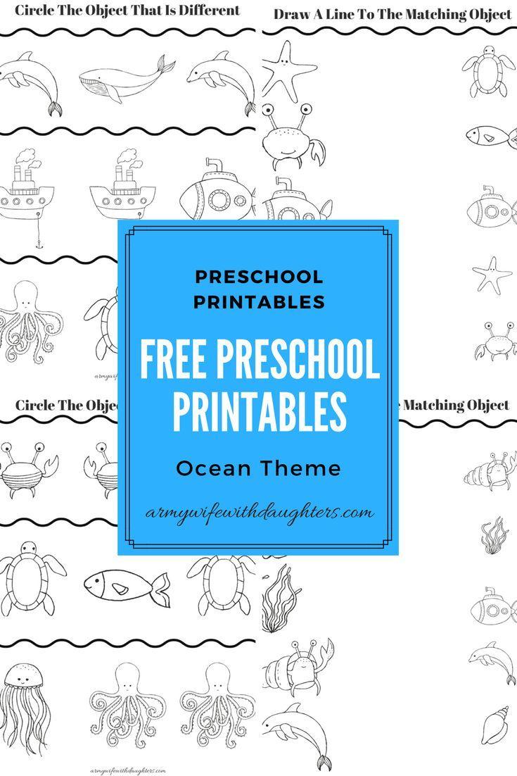 The 25+ best Preschool ocean themes ideas on Pinterest | Ocean ...