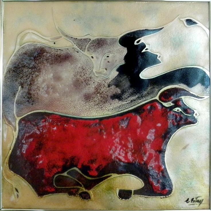 """Tres Toros"" de Elena Estay en #HsmChile"
