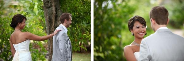 Destination Wedding in at the Beach House Restaurant, Kauai, Hawaii - by Joe Krummel Photography