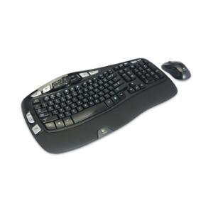 5. Tech-Savvy Daughter Logitech MK550 Wireless Wave Mouse and Keyboard #ShopAtHome #Walmart  #12DaysOfPinning