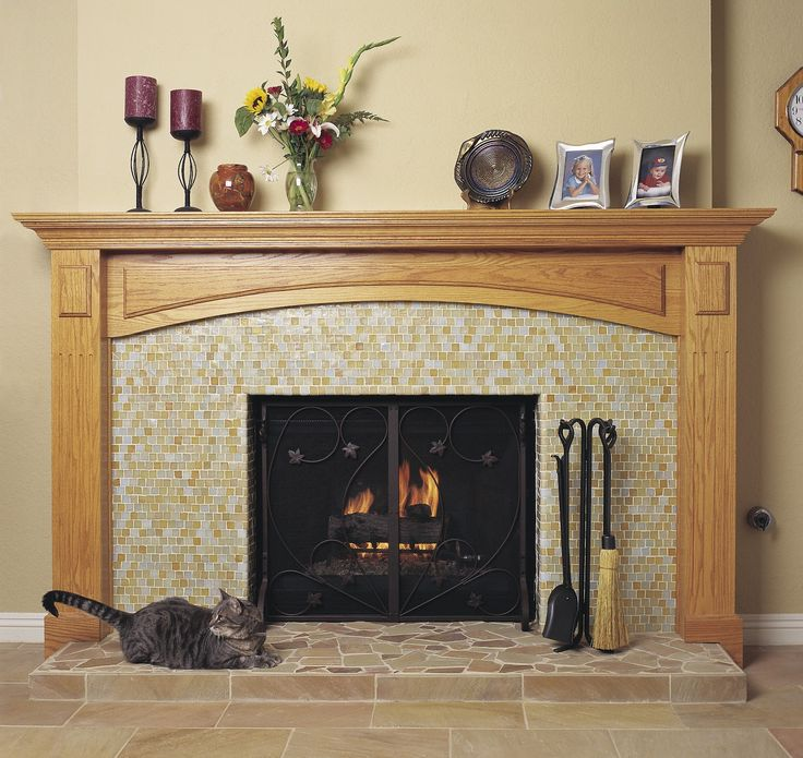 Alpentile: Fireplaces Take Center Stage In 2012! Oceanside