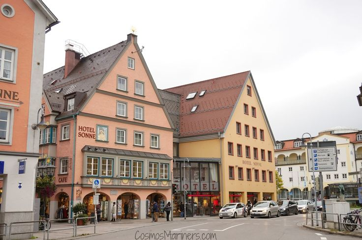 Hotel Sonne: A Review of a History-themed Inn in the Heart of Füssen, Germany | CosmosMariners.com