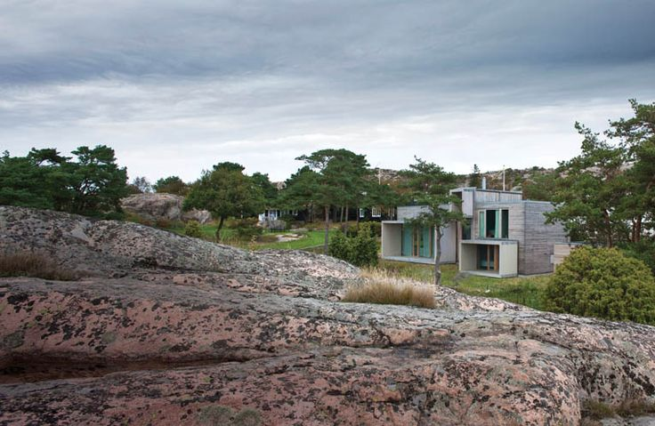 Photography by Jean-François Jaussaud: http://iadmagazine.com/article.php?id=4184 #architecture #design #sweden