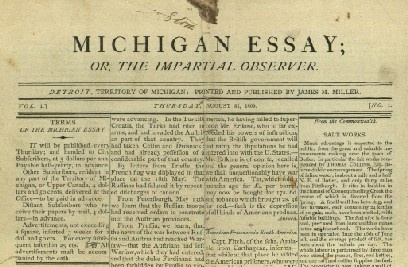 Michigan Newspaper Collection - Michigan State University