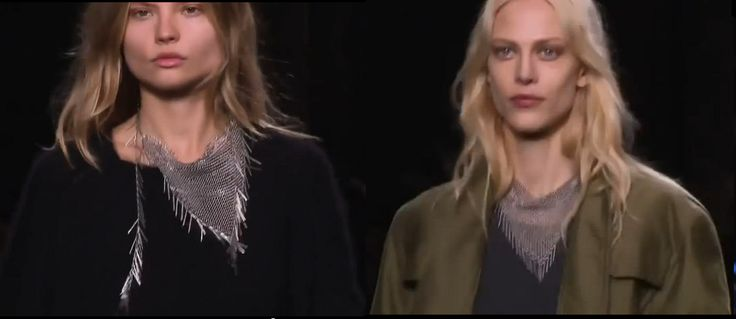 Fall 2014 Jewelry Trends – Plucked From the Runway - Megemeria