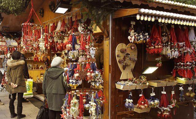 Shopping in Munich: Fünf Höfe