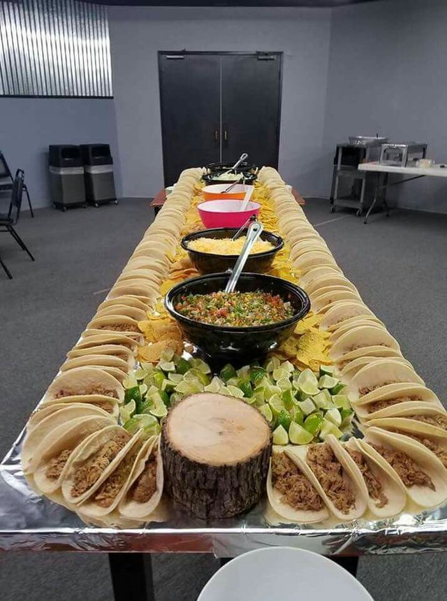 Taco Dinner Party Ideas Part - 34: Taco Night Done Right Party Dish