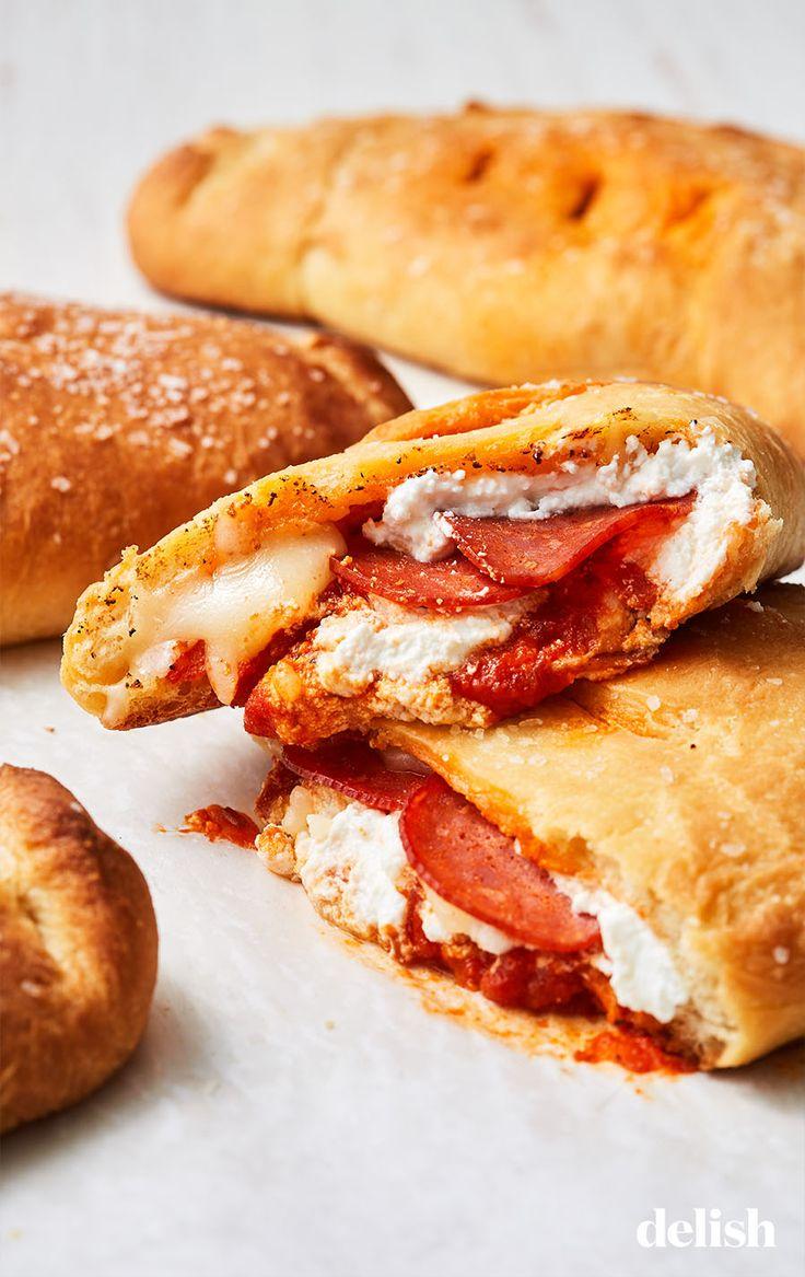 Best Ever Calzones Recipe Food Recipes Food Cooking