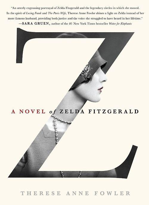 Z  I really like this cover design by Olga Grlic. Z: A Novel of...