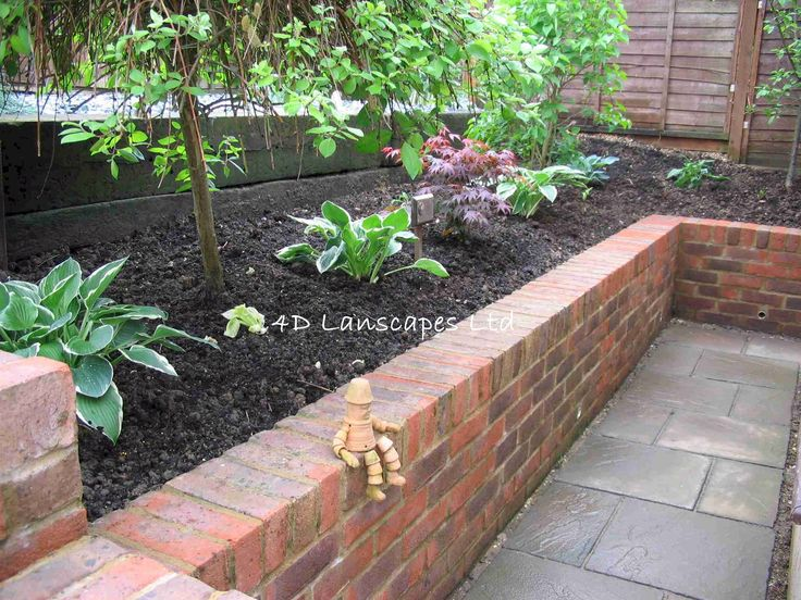 169 Best Shiny Shiny Garden Design Images On Pinterest Gardens - garden wall designs uk