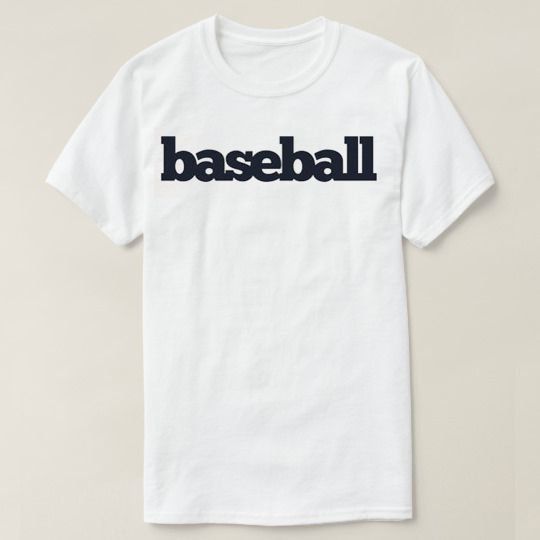 Baseball Custom Shirts