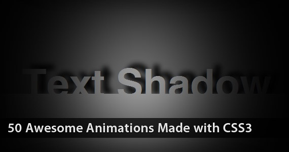 50 Awesome Animations made with CSS3 Photo