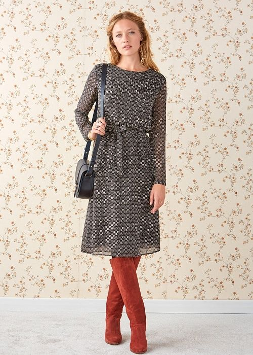 Fashion Winter Dress Collection