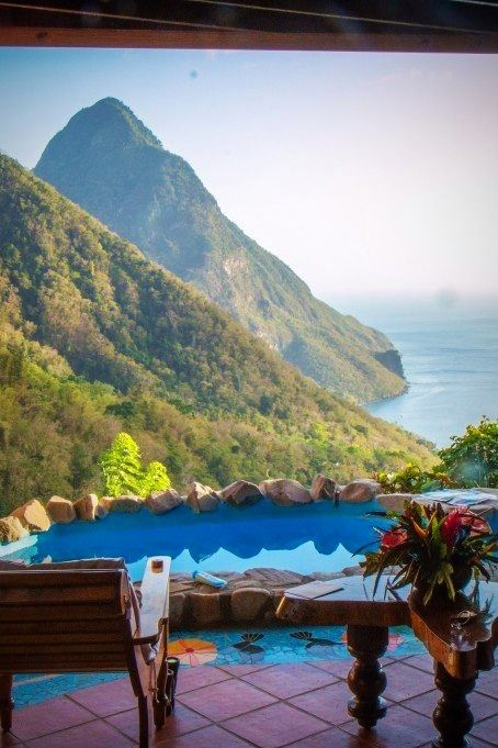 Castries, St. Lucia   What would you do with 8 hours in St. Lucia? Whether you plan a trip or just take the plunge, St. Lucia will have the exciting experiences and natural beauty you've been seeking. Cruise with Royal Caribbean to St. Lucia and tour the majestic twin peaks of the Pitons, the island's revitalizing sulphur springs, and so much more.