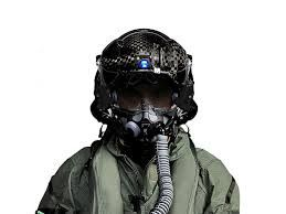 Rockwell Collins F-35 Gen III Helmet Mounted Display System